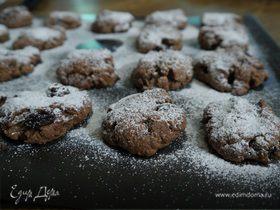 Ароматное песочное печенье