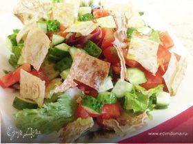 Фатуш (ливанский салат)