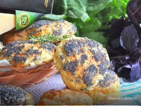 Творожные булочки с сырами Джюгас