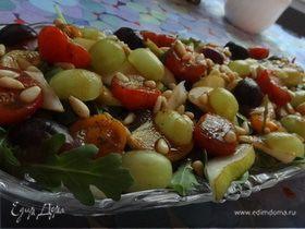 Французский салат-аперитив