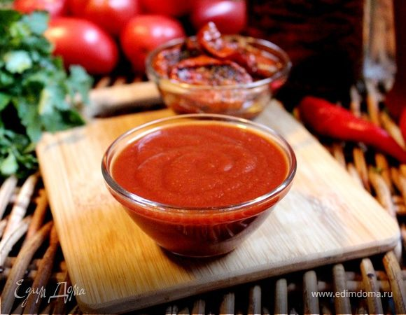 кулинарные рецепты соус кетчуп