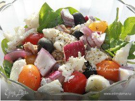 Итальянский салат с красным луком (Insalata di cipolle rosse)