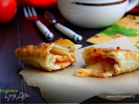 Итальянские пирожки Панцеротти (Panzerotti)