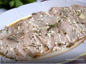 Свинина, запеченная в молоке (Arrosto al latte)
