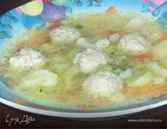 Мясо-овощные фрикадельки для заморозки и не только (2 варианта)