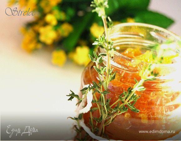 Луковый конфитюр с апельсином