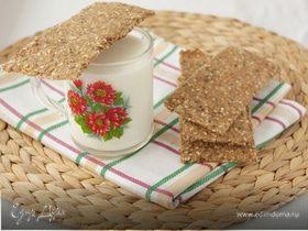 Хрустящие зерновые хлебцы