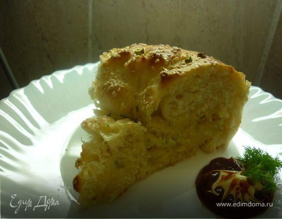 простой пирог с картошкой