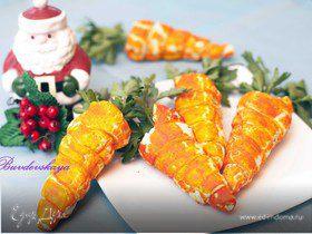 """""""Волшебная"""" морковка на Новый год"""
