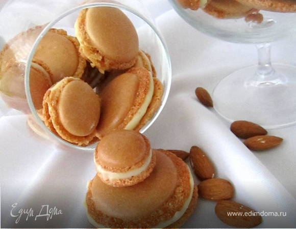 Французский макарон (French macarons)