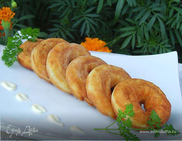 Праздничный картофельный гарнир «Крученики»