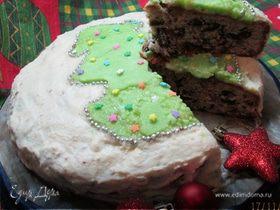 Торт «Ёлочка»