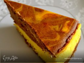 Витой сырный торт из Монтаны