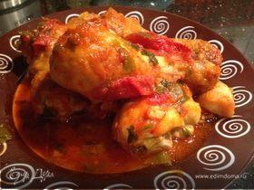 Курица по-сицилийски