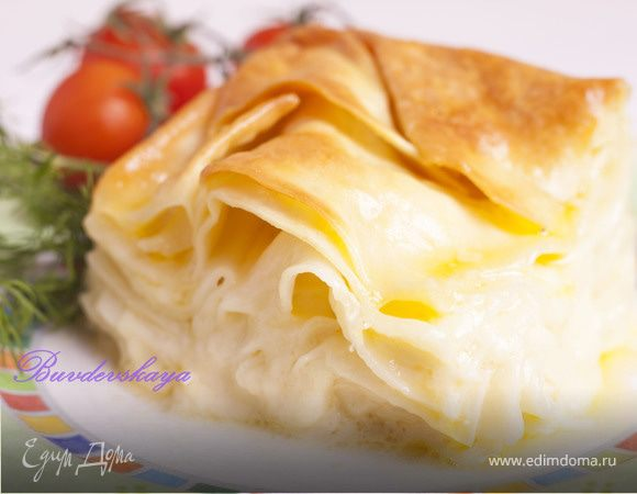 Пирог с сыром по кавказски