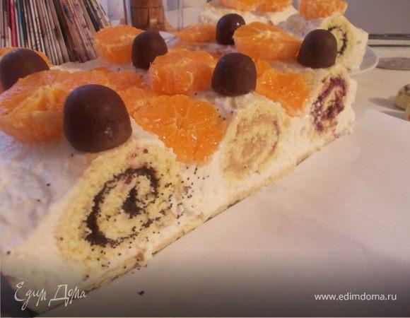 """Торт """"Моя фантазия"""""""