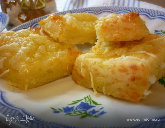 Картофельные слойки