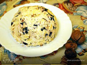 Сырная закуска (Ricotta salata)