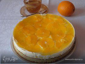 """Десерт """"Апельсиновое чудо"""""""