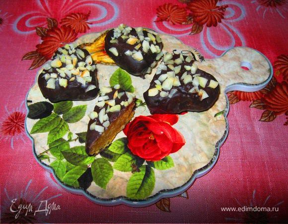 Шоколадно-ореховая увертюра (ко Дню влюбленных)