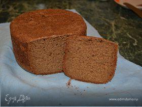Ржаной хлеб с ржаными отрубями на закваске