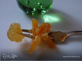 Мандариново-лимонный мармелад