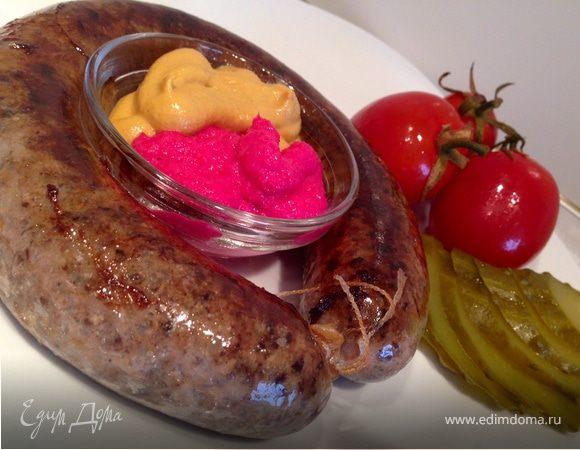 колбаса гуцульская рецепт