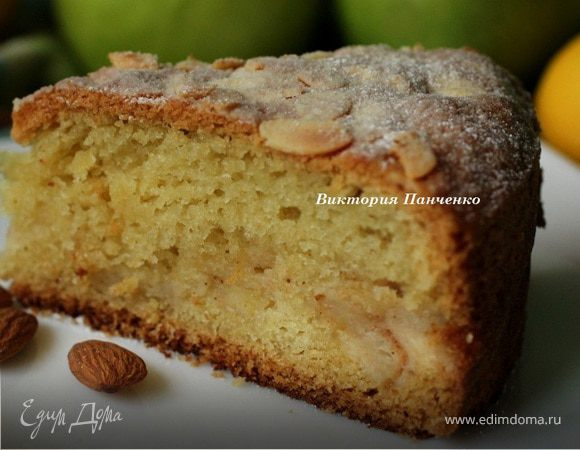 Девонширский яблочный пирог