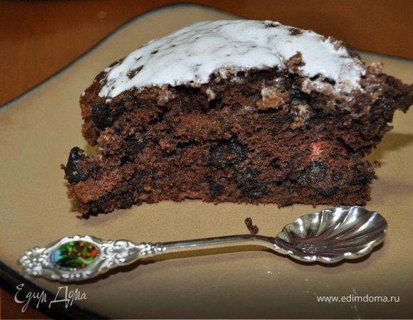 Шоколадный торт из одной чашки