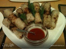 Нэм - вьетнамские блинчики (в рисовой бумаге)