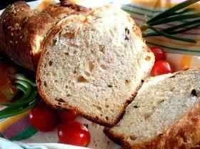 """Постный хлеб """"Оливковый"""""""