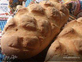 Заварной хлеб с рисовой мукой