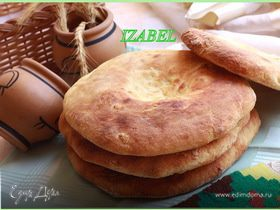 Кукурузный деревенский хлеб