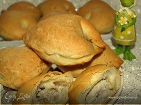 Хлеб-пельмени (Тortellini di pane) от сестер Симили