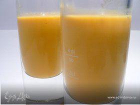 Энергетический напиток с миндалем