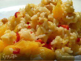"""Рис с арахисом """"Завтрак на Бали"""""""