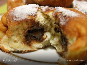 Пончики с шоколадом для Натали М