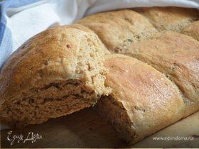 Чесночный хлеб с петрушкой