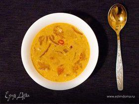 Экзотический азиатский суп