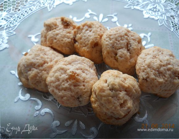Печенье на киселе