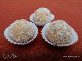 Персиковые конфеты