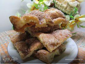 Альмойшавена - сладкая лепешка испанских евреев