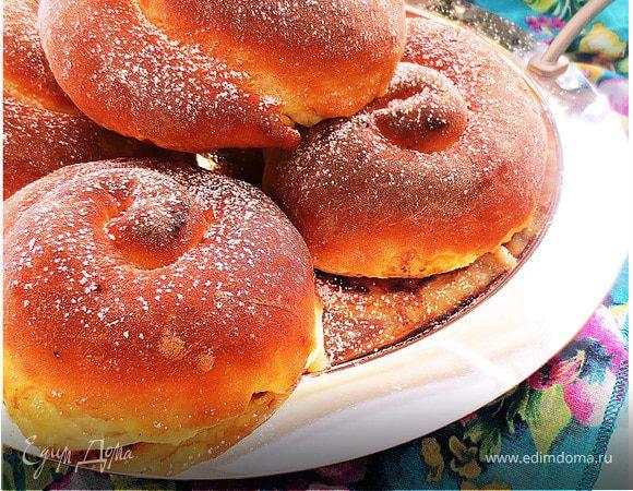 итальянские булочки ensaimadas рецепт