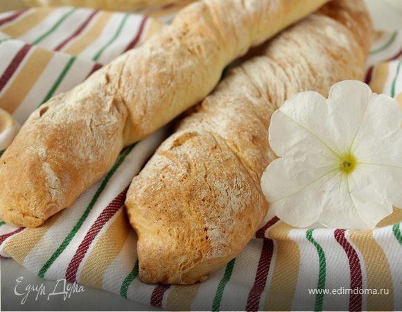 Французский крученый багет