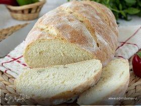 Картофельный хлеб с тыквенными семечками