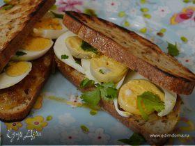 Сэндвич по-индийски