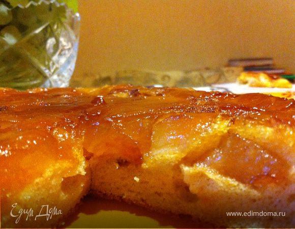 Янтарный пирог