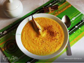 Тыквенно-грушевый суп-пюре