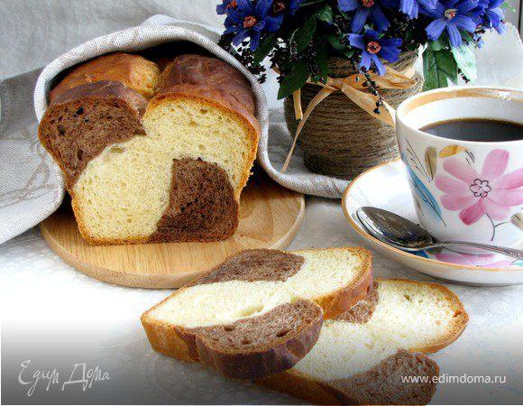 Тостовый хлеб с какао