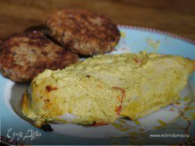 Куриные грудки в пряном сметанном маринаде